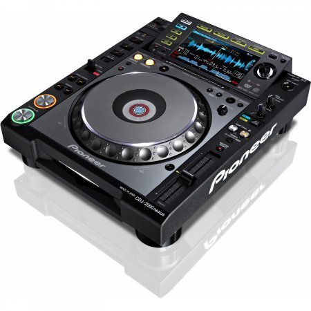 Tabletop CD speler Pioneer CDJ 2000 Nexus